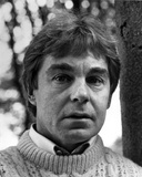 Derek Jacobi in Sweater Close Up Portrait Photo by  Movie Star News