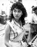 Elizabeth Pena Posed in Classic Photo by  Movie Star News