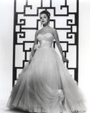 Debra Paget in White Gown Portrait Photo af Movie Star News