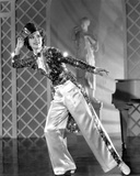 Eleanor Powell Dancing in Glittering Top with Magician's Hat Photo af Movie Star News