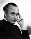 Conrad Veidt in Black Suit Close Up Portrait Photo by  Movie Star News