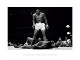 Muhammad Ali Vs Liston Prints