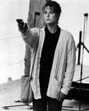 Debra Winger Holding Pistol in Classic Photo by  Movie Star News