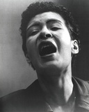 Billie Holiday Screaming Portrait Photo by  Movie Star News