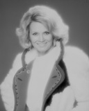 Angie Dickinson wearing Fur Coat Classic Close Up Portrait Photo by  Movie Star News