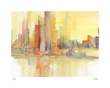 City Glow I Limitierte Auflage von Chris Paschke