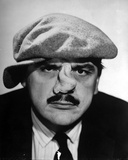 Ernie Kovacs Posed in Black Suit Photo by  Movie Star News