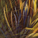 Between the Leaves Limited Edition on Canvas by Jan Wagstaff