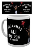Muhammad Ali - The Greatest Mug Mug