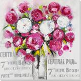 Floral Still Life Abstract Kunst