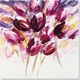 Blomster - abstrakt Kunst