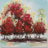 Spring Dreams in Autumn I Kunst