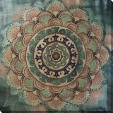 Flora Hand Embellished Canvas