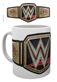 WWE - Title Belt Mug Mug