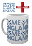 England - Come on England Mug Mug