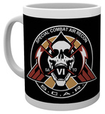 Call Of Duty Infinite Warfare - Scar Mug Tazza