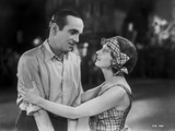 Al Jolson Confronted by the Girl in Stripe Dress and Bandana Photo by  Movie Star News
