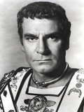 Laurence Olivier in Gladiator Outfit Black and White Portrait Photo by  Movie Star News