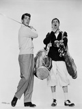 Dean Martin and Jerry Lewis Scene with a Man in Gulf Attire Photo by  Movie Star News