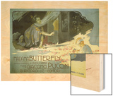 Madama Butterfly, 1904 Wood Print