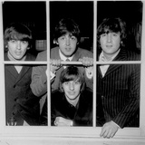 The Beatles Alu-Dibond