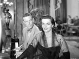 Black and White Portrait of the Movie Scene Las Vegas Story Photo by  Movie Star News