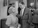 Al Jolson Hitting on the Woman in White Dress in a Classic Movie Scene Photo by  Movie Star News