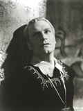 Laurence Olivier in Priest Outfit Black and White Portrait Photo by  Movie Star News