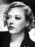 Marion Davies Looking Away in Black Suit with Black lipstick Photo by  Movie Star News