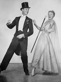 Fred Astaire and Ginger Rogers Dancing Scene from Top Hat Film Photo by  Movie Star News