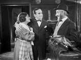 Al Jolson Talking with a Bearded Man on the Place of the Maid Photo by  Movie Star News