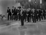 Al Jolson People Dancing on the Stage wearing Tuxedos Photo by  Movie Star News