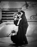 Fred Astaire and Ginger Rogers Dancing Very Close to Each Other Photo by  Movie Star News