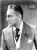 John Barrymore wearing a Suit with a Handkerchief Decoration Photo by  Movie Star News