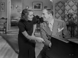 Al Jolson Playing the Piano for a Pretty Woman in a Classic Movie Scene Photo by  Movie Star News