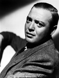 Peter Lorre in Formal Coat in Black and White Close Up Portrait Photo by  Movie Star News