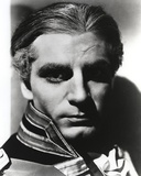 Laurence Olivier in Close Up Black and White Portrait Photo by  Movie Star News