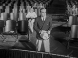 Al Jolson Talking in Front of the Stage in a Classic Movie Scene Photo by  Movie Star News