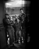 Marlon Brando Movie Scene with Group of Man Posting in the Door Photo by  Movie Star News