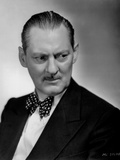 Lionel Barrymore Posed in Black Suit with Polkadot Bowtie Photo by  Movie Star News