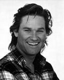 Kurt Russell Posed in checkered polo shirt With White Background Photo by  Movie Star News