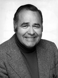Jonathan Winters Posed in Black Suit With White Background Photo by  Movie Star News