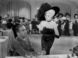 Al Jolson Got Hit by a Woman in a Party in a Classic Movie Scene Photo by  Movie Star News
