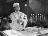 Al Jolson Playing the Role of a Priest in a Classic Movie Scene Photo by  Movie Star News