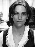 Amanda Plummer Looking Away wearing a Black Vest in Portrait in Classic Photo by  Movie Star News