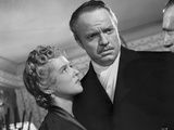 Scene from Citizen Kane with Orson Welles and Dorothy Comingore Photo by  Movie Star News