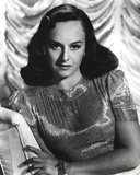 Paulette Goddard Reclining Pose wearing Silk Blouse Portrait Photo by  Movie Star News