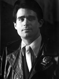 Treat Williams in Police Attire With Black Background Photo by  Movie Star News