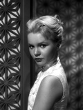 Tuesday Weld in Classic Portrait wearing White Tank Top Photo by  Movie Star News