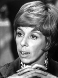Carol Burnett wearing Necklace and Hands Holding Photo by  Movie Star News